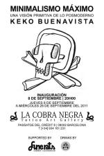 La Cobra Negra, segundoround.