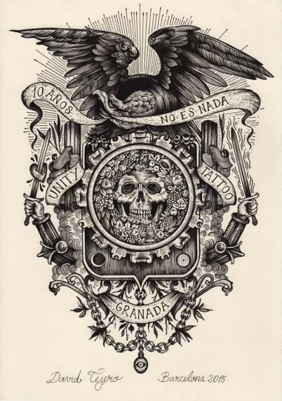 Unity Tattoo 10th anniversary.