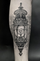 19.19 gaslight tattoo David Tejero