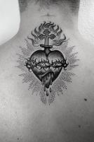 59.19 SACRED HEART TATTOO David Tejero